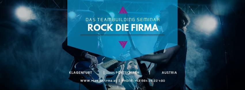 Rock die Firma – Teambuilding das inspiriert
