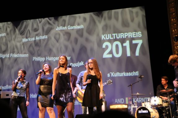 Kulturpreis Kärnten 2017 | NEW SCHOOL OF ROCK LIVE ON STAGE