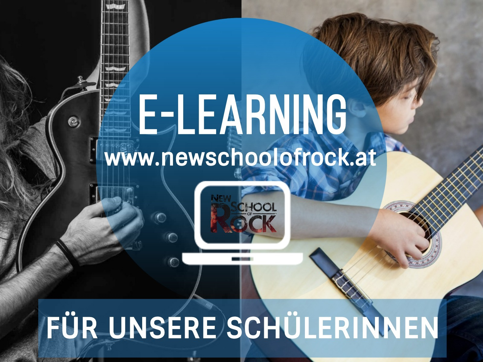 E-Learning NEW SCHOOL OF ROCK